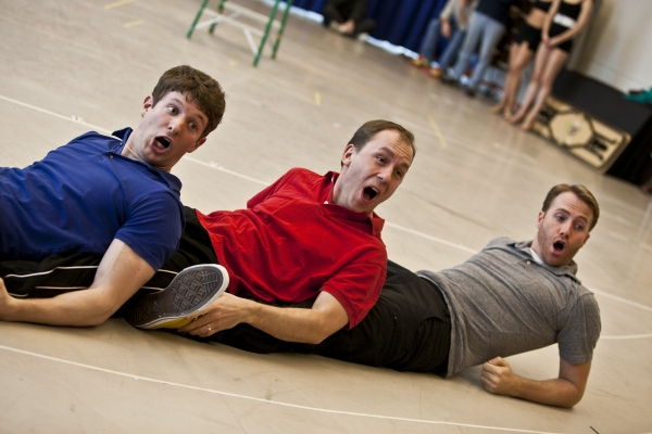 Michael Timothy Howell, Ryan Dietz and Bret Shuford