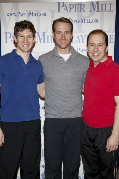 Michael Timothy Howell, Bret Shuford and Ryan Dietz
