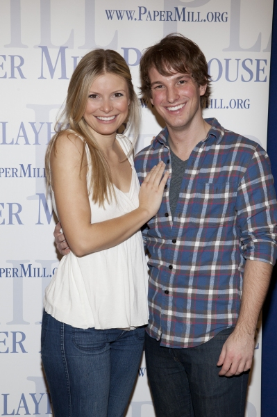 Chelsea Krombach and Justin Bowen Photo