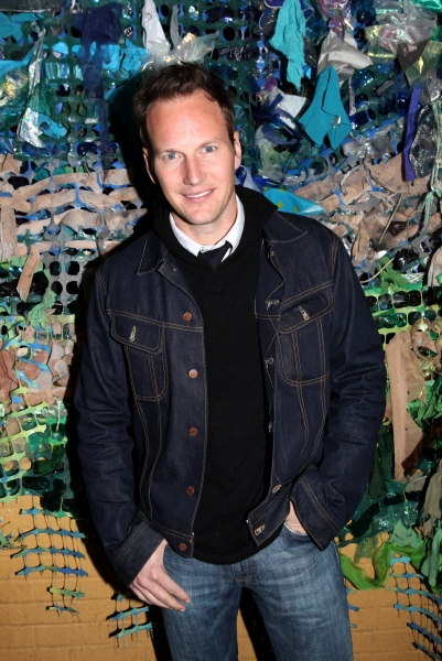 Patrick Wilson attending the opening Night After Party for 'Peter and the Starcatcher' at Phebe's in New York City at PETER AND THE STARCATCHER Opens at New York Theatre Workshop