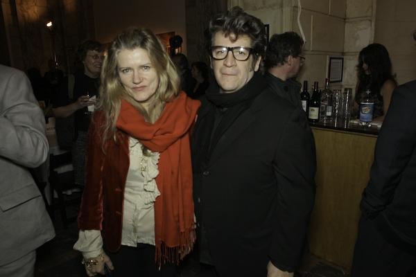 Barbara Sukowa, Robert Longo