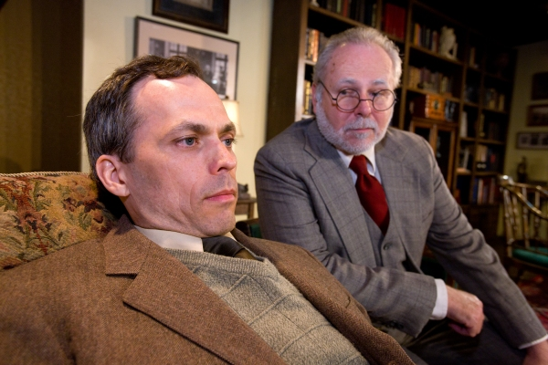 Photo Flash: Mad Cow Theatre's FREUD'S LAST SESSION and CIRCLE MIRROR