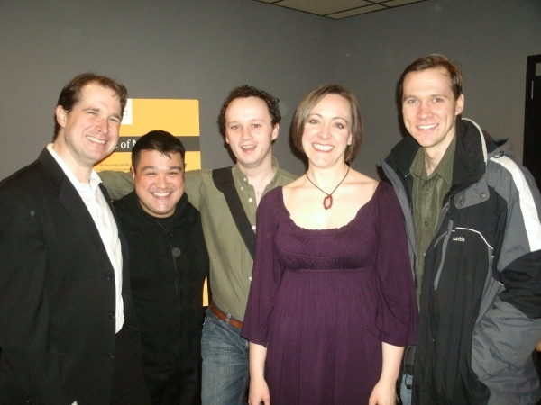 Photo Flash: MEET JOHN DOE Celebrates Opening Night