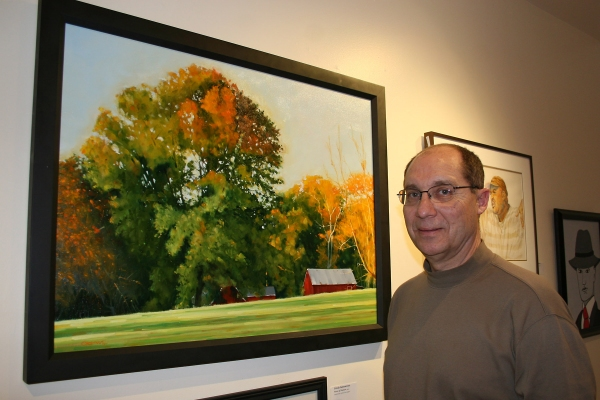 Photo Flash: Mercer County Artists Awards
