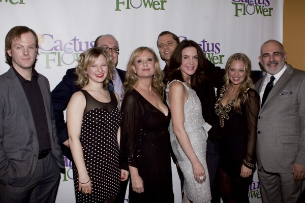 Photo Coverage: CACTUS FLOWER Opens Off Broadway!