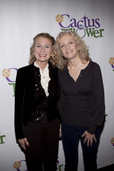 Juliet Mills and Hayley Mills