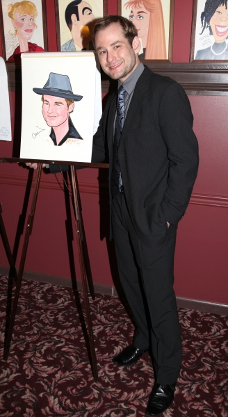 Photo Coverage: MEMPHIS Joins Sardi's Wall Of Fame