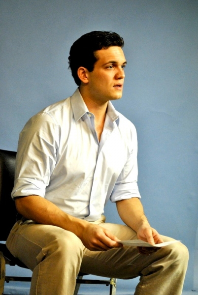 NYU Alum Stephen Mark Lukas To Play Lead In THE LIGHT IN THE PIAZZA Manila