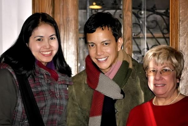 Cathy Azanza-Dy, Joey Mendoza, Judy Henderson Photo