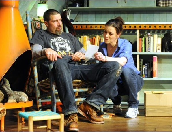 Matthew Fox and Olivia Williams
