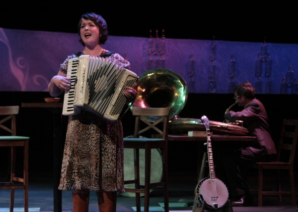 Kevin Kling's A Tale of Twin Cities - MN History Theatre Photo