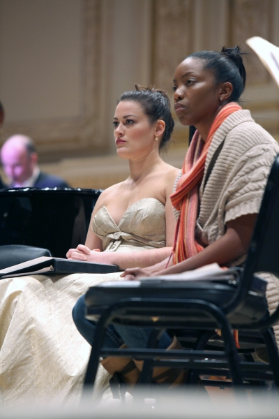 EXCLUSIVE Photos: New York Pops' The Great Judy Garland Rehearsal