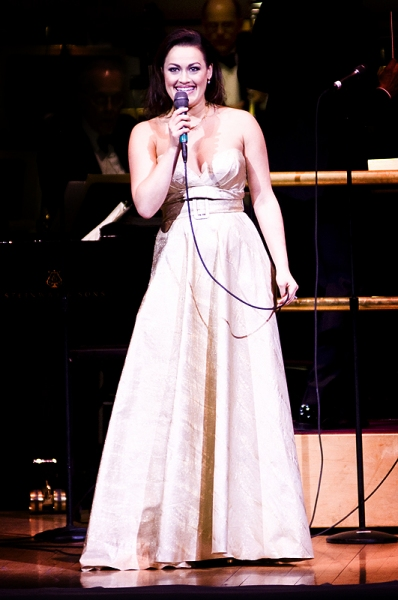 Photo Coverage: Healdey, Olivo, Brown, Honor Judy Garland at NY Pops