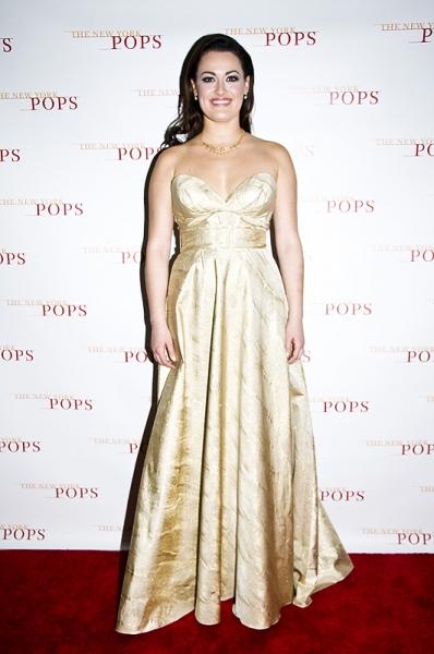 Photo Coverage: Healdey, Olivo, Brown, Honor Judy Garland at NY Pops