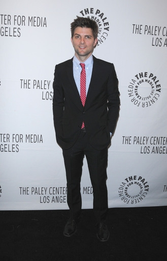 Adam Scott at 'Parks and Recreation' at PaleyFest 2011