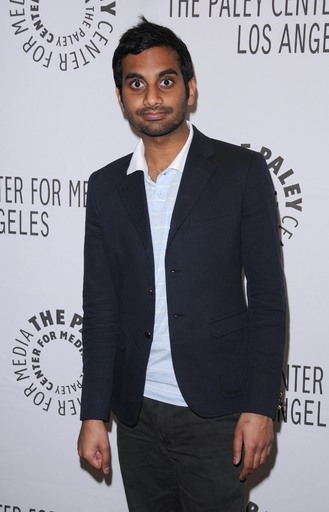 Aziz Ansari  at 'Parks and Recreation' at PaleyFest 2011