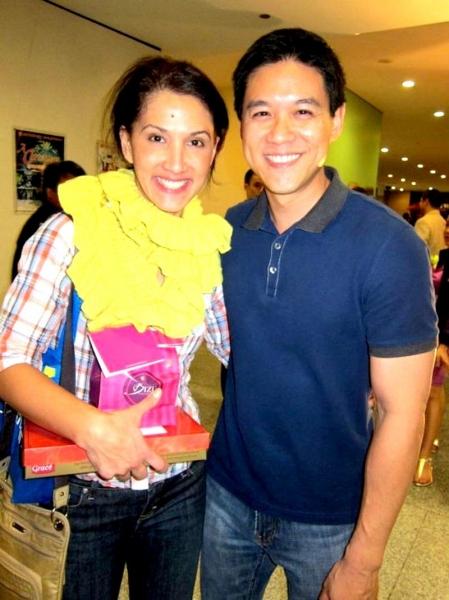 Photo Flash:  NEXT TO NORMAL Manila Opening Night