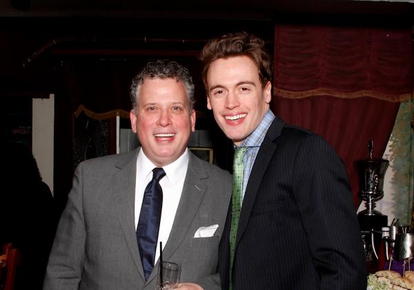 Photos: Murney, Tartaglia, Locke et al. at Jim Caruso's Cast Party In Hollywood