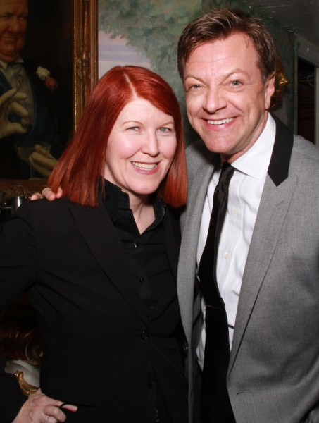 Photo Coverage: Murney, Tartaglia, Locke et al. at Jim Caruso's Cast Party In Hollywood