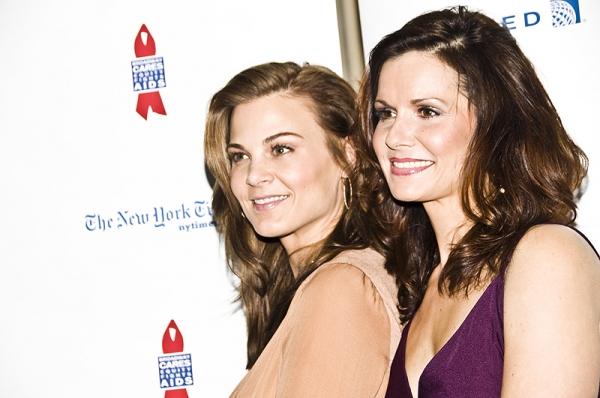 Gina Tognoni & Florencia Lozano   Photo