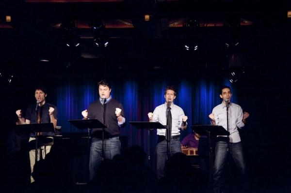 Collin Leydon, Brad Nacht, Matt Lutz, Derek Roland