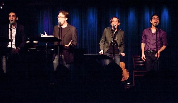 Derek Roland, Keith Varney, Liz Ulmer, Mike Indeglio