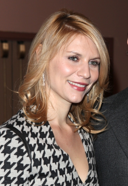 Claire Danes attending the MISCAST 2011 MCC Theater's Annual Musical Gala in New York Photo