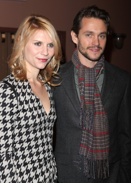 Claire Danes & Hugh Dancy attending the MISCAST 2011 MCC Theater's Annual Musical Gal Photo