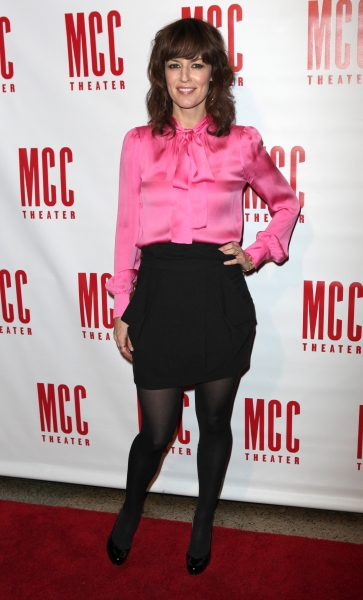 Rosemarie DeWitt attending the MISCAST 2011 MCC Theater's Annual Musical Gala in New  Photo