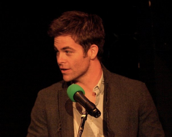 Chris Pine at 42nd Annual LADCC Awards