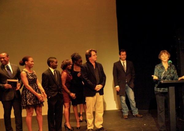 Stephen Sachs, Deborah Lawlor, and The Fountain Theater Photo