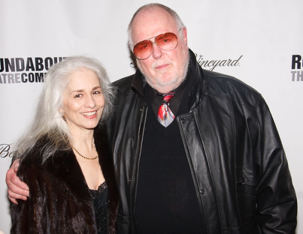 Derin Altay and Paul Gemignani