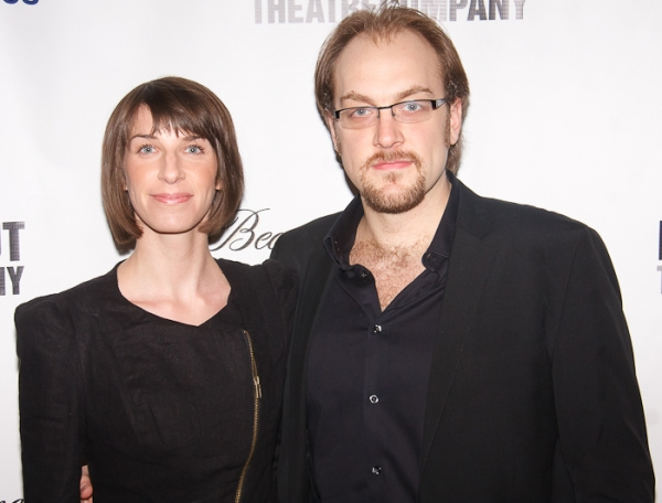 Erin Ortman and Alexander Gemignani