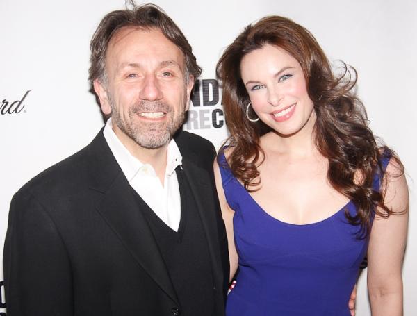 Leonard Foglia and Catherine Williams
