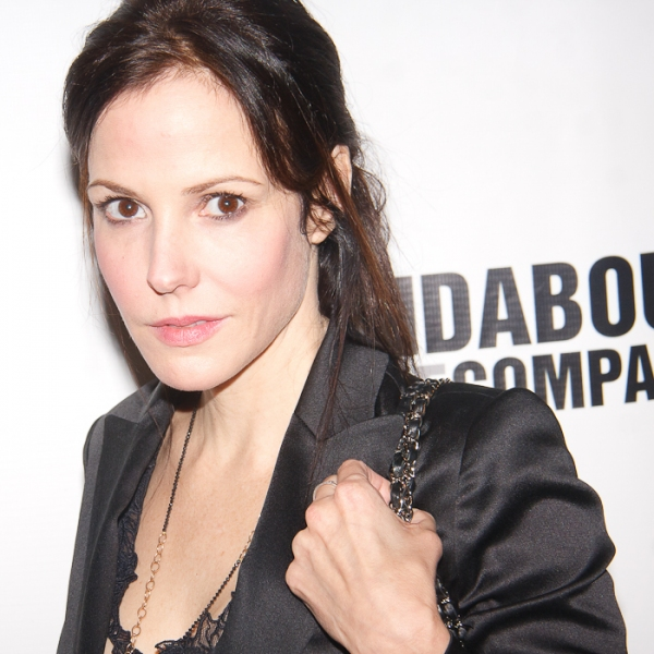 Mary-Louise Parker at Roundabout Honors Alec Baldwin at Annual Gala