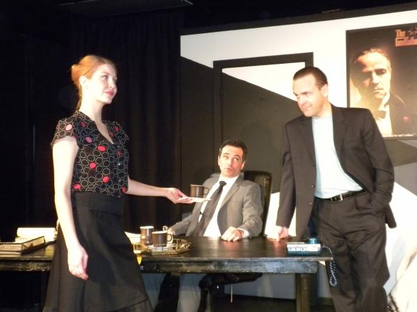 Rachel Bouchard, Rick Yaconis, and Scott Bellot