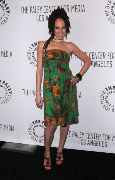 Naima Adedapo at AMERICAN IDOL at Paley Center