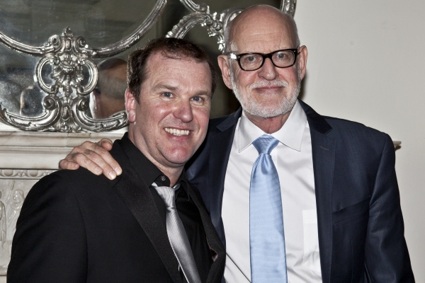 Douglas Hodge and Frank Oz
