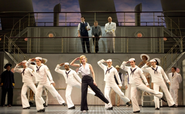 Photo Flash: First Look at Sutton Foster in ANYTHING GOES!