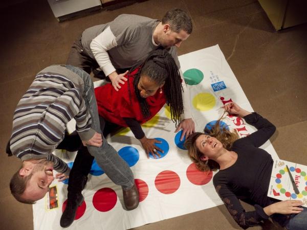 Scot Greenwell), Tom (Ryan Artzberger), Marrell (Donna J. Edmonds) and Jane (Jennifer Johansen