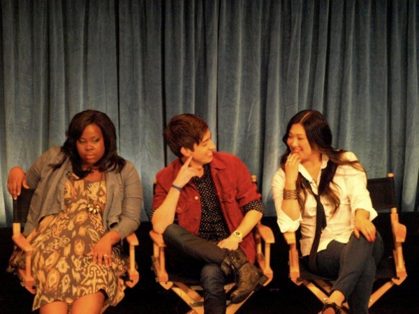 Photo Flash: GLEE Cast Returns To PaleyFest