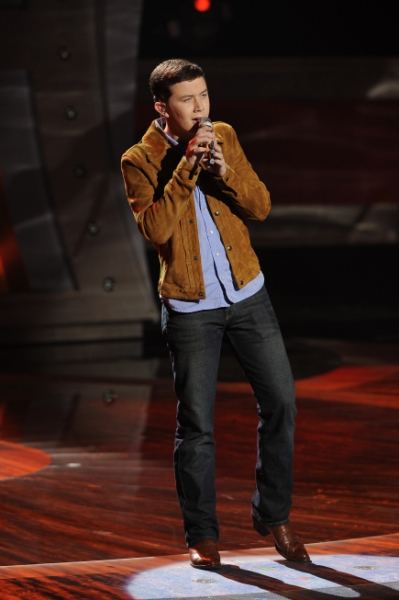 Photo Flash: AMERICAN IDOL's Top 12 in Action