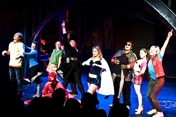 Photo Coverage: SPIDERMUSICAL in Performance!