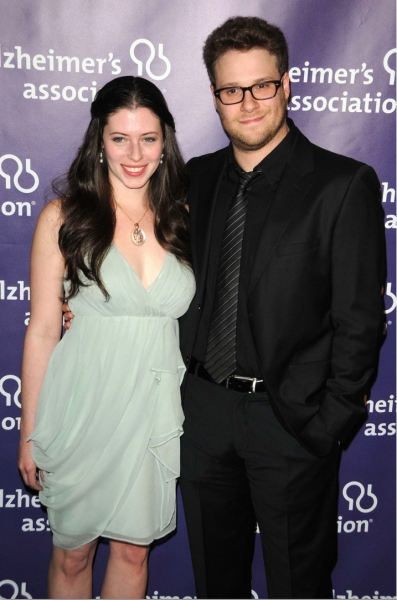 Seth Rogan and Guest Photo