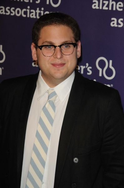 Jonah Hill at Menzel, Diggs, Maxsim & More Celebrate A Night at Sardi's Benefit in LA