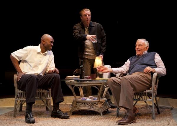 Owiso Odera as Thami, Antony Hagopian as Johan and Ned Schmidtke as Smith