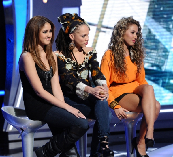 Photo Flash: Karen is Eliminated from AMERIAN IDOL
