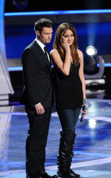 Ryan Seacrest, Karen Rodriguez
