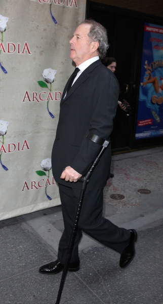 Don Gummer attending the Broadway Opening Night Performance of 'Arcadia' at the Barrymore Theatre in New York City