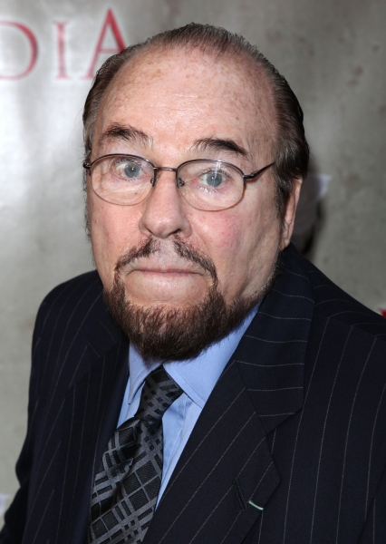 James Lipton attending the Broadway Opening Night Performance of 'Arcadia' at the Barrymore Theatre in New York City at ARCADIA Opening Night Arrivals